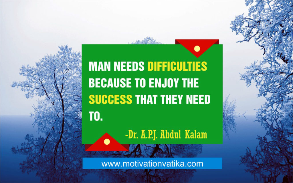 Difficulties Quotes
