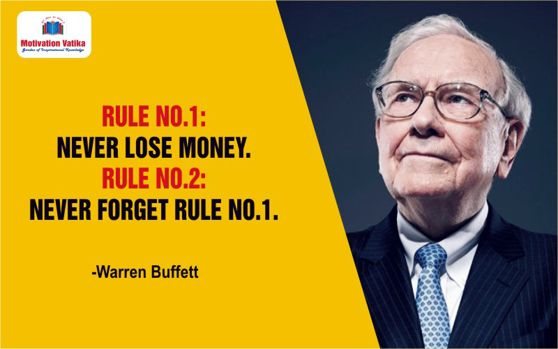 Warren Buffet quotes for Investment