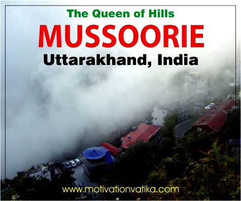 मसूरी में घूमने की जगह Places to Visit in Mussoorie